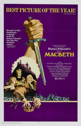 The Tragedy of Macbeth - 27 x 40 Movie Poster - Style A