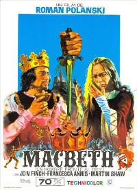 The Tragedy of Macbeth - 27 x 40 Movie Poster - Spanish Style A