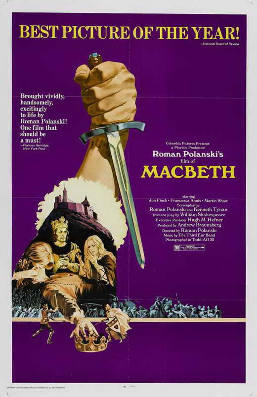 Macbeth Film 1971