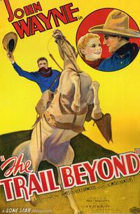 The Trail Beyond - 11 x 17 Movie Poster - Style A