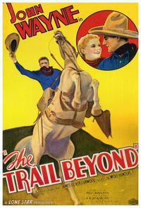 The Trail Beyond - 27 x 40 Movie Poster - Style A