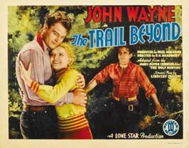 The Trail Beyond - 11 x 14 Movie Poster - Style B