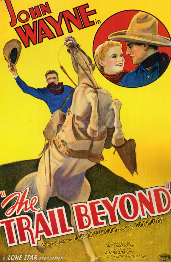 The Trail Beyond movie