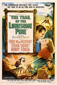 The Trail of the Lonesome Pine - 27 x 40 Movie Poster - Style A