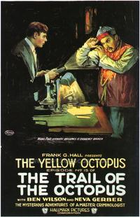 The Trail of the Octopus - 27 x 40 Movie Poster - Style A