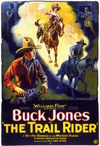 The Trail Rider - 27 x 40 Movie Poster - Style A