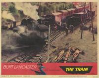 The Train - 11 x 14 Movie Poster - Style C