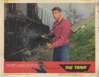 The Train - 11 x 14 Movie Poster - Style G