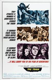 The Train - 11 x 17 Movie Poster - Style A
