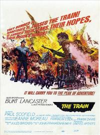 The Train - 27 x 40 Movie Poster - Style B