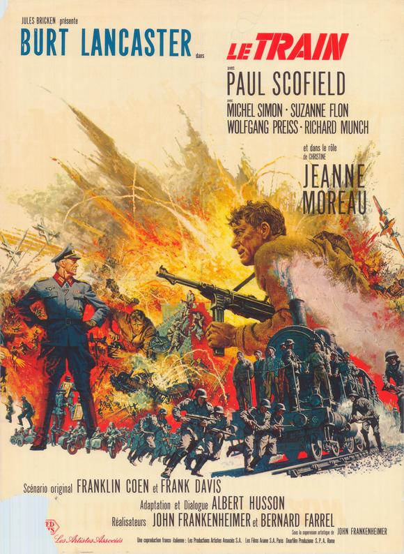 the train movie posters from movie poster shop