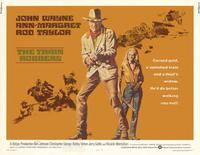 Train Robbers - 11 x 14 Movie Poster - Style A