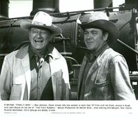 Train Robbers - 8 x 10 B&W Photo #3