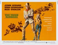 Train Robbers - 22 x 28 Movie Poster - Half Sheet Style B