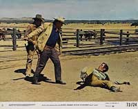 Train Robbers - 8 x 10 Color Photo #9