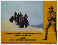 Train Robbers - 11 x 14 Movie Poster - Style C