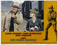 Train Robbers - 11 x 14 Movie Poster - Style E