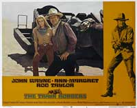 Train Robbers - 11 x 14 Movie Poster - Style H