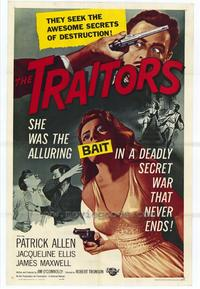 Traitors - 11 x 17 Movie Poster - Style A