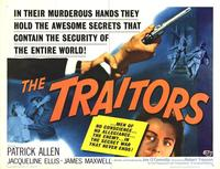 Traitors - 22 x 28 Movie Poster - Half Sheet Style A