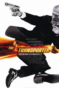 The Transporter - 27 x 40 Movie Poster - Style A