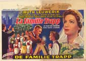 Trapp Family - 11 x 17 Movie Poster - Belgian Style A