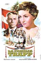 Trapp Family - 11 x 17 Movie Poster - Spanish Style A