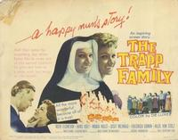 Trapp Family - 11 x 14 Movie Poster - Style A