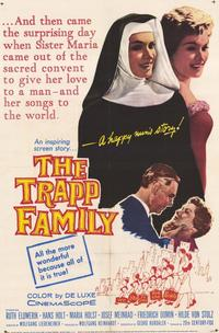 Trapp Family - 11 x 17 Movie Poster - Style A