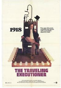 Traveling Executioner - 11 x 17 Movie Poster - Style A