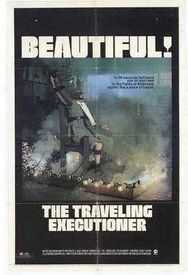 Traveling Executioner - 11 x 17 Movie Poster - Style B
