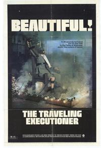 Traveling Executioner - 27 x 40 Movie Poster - Style B