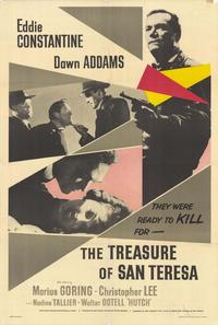 The Treasure of San Teresa - 27 x 40 Movie Poster - Style A