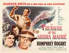 The Treasure of the Sierra Madre - 22 x 28 Movie Poster - Half Sheet Style A