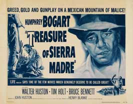The Treasure of the Sierra Madre - 11 x 14 Movie Poster - Style A