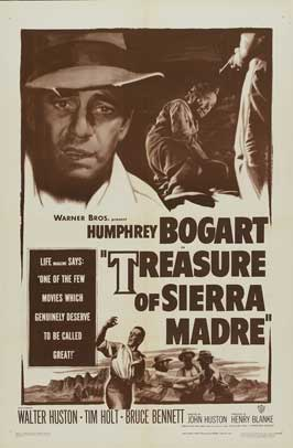 The Treasure of the Sierra Madre - 27 x 40 Movie Poster - Style A