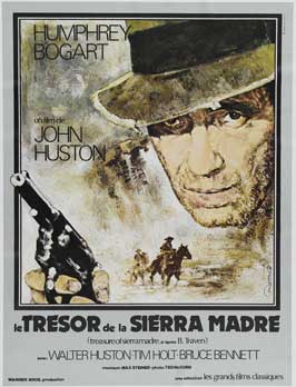 The Treasure of the Sierra Madre - 11 x 17 Movie Poster - Style B