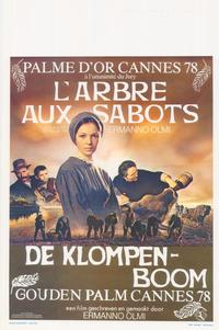 The Tree of Wooden Clogs - 11 x 17 Movie Poster - Belgian Style A