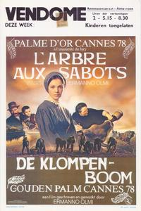 The Tree of Wooden Clogs - 27 x 40 Movie Poster - Belgian Style A