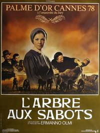 The Tree of Wooden Clogs - 27 x 40 Movie Poster - French Style A