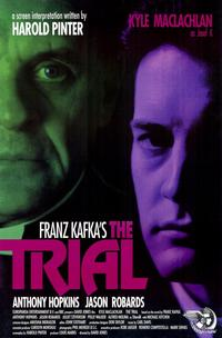 The Trial - 11 x 17 Movie Poster - Style B