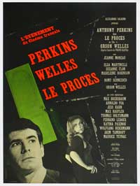 The Trial - 11 x 17 Movie Poster - French Style A
