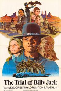 The Trial of Billy Jack - 27 x 40 Movie Poster - Style A