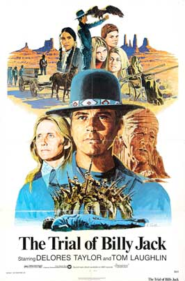 The Trial of Billy Jack - 11 x 17 Movie Poster - Style B