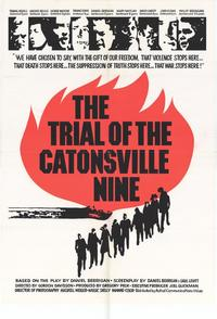 The Trial of the Catonsville Nine - 27 x 40 Movie Poster - Style A