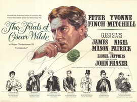 The Trials of Oscar Wilde - 11 x 17 Movie Poster - Style A