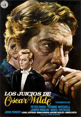The Trials of Oscar Wilde - 11 x 17 Movie Poster - Spanish Style A