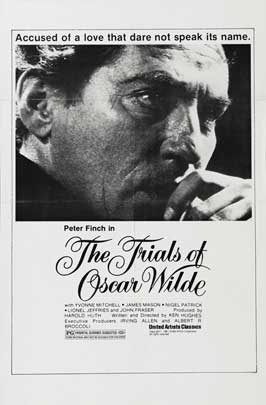 The Trials of Oscar Wilde - 11 x 17 Movie Poster - Style C
