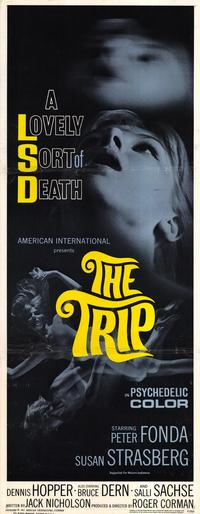 The Trip - 14 x 36 Movie Poster - Insert Style A