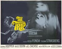 The Trip - 22 x 28 Movie Poster - Half Sheet Style A